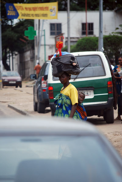 Congo,-woman-baby